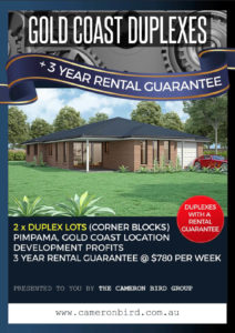 Gold Coast Duplex Property Investment Information Pack