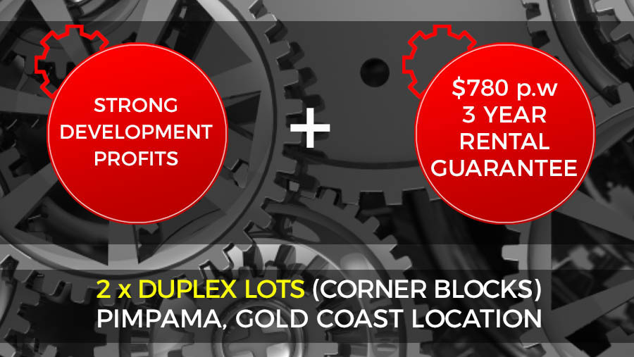 Gold Coast Duplex Investment Property