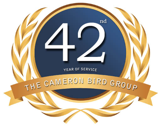 The Cameron Bird Group - 42 Years of service