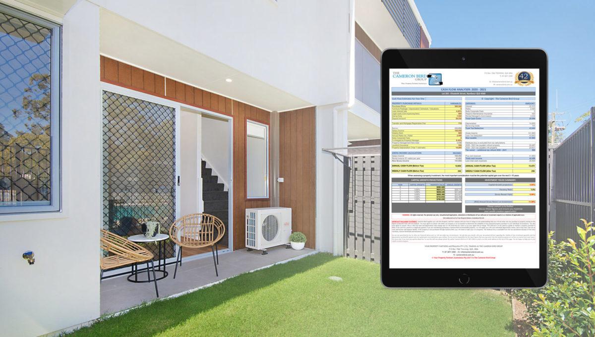 Sunshine Coast Investment Property Calculator