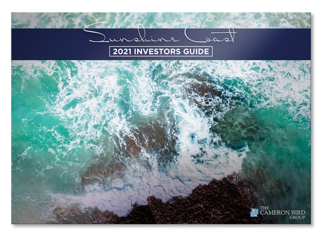 Sunshine Coast Investors Guide Front Cover