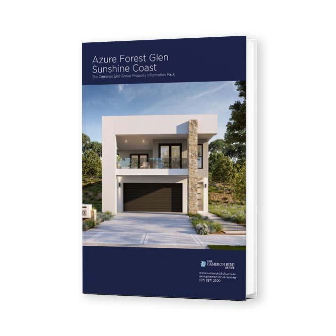Forest Glen Houses Information Pack Cover