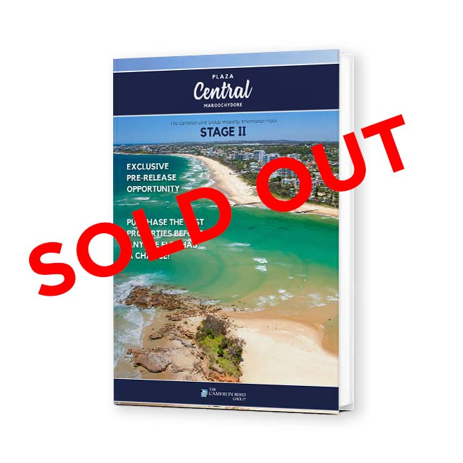 Plaza Cntral Apartments Sold Out